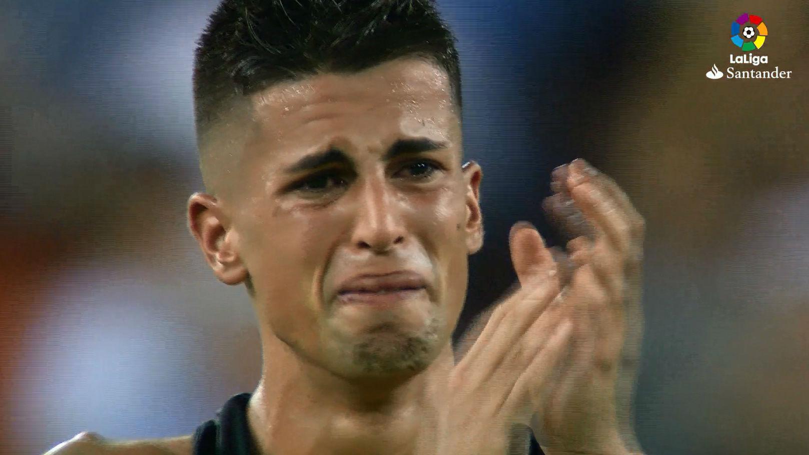Video resumen: Las lágrimas de Cancelo en su despedida