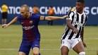 El Barcelona busca otra victoria en la Champions 2017 / 2018