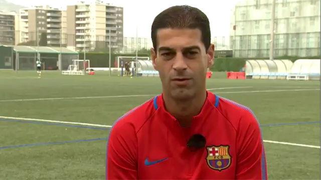 Gerard López habla del estilo del FC Barcelona