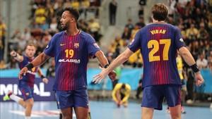 El balonmano europeo vuelve al Palau una temporada más