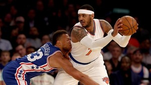 Anthony dejará los Knicks en el Este e iniciará una nueva etapa en Oklahoma