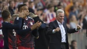 Heynckes ha dado un nuevo impulso al Bayern
