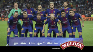 El Barcelona sigue incontestable en el Camp Nou