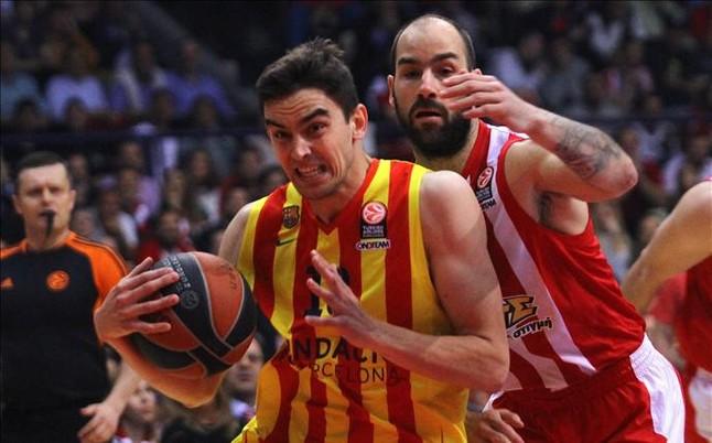 El Bar�a se la juega en la Euroliga ante un peligroso Olympiacos
