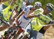 Contador volvi� a sufrir una inoportuna ca�da