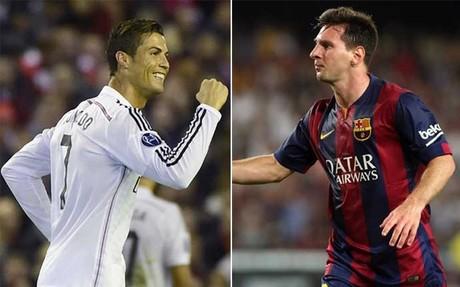 Cristiano Ronaldo y Leo Messi han sido el gol en los cl�sicos