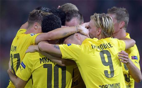 El Dortmund fue mejor que el Arsenal y el resultado hizo just�cia