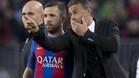 Jordi Alba se pronuncia sobre su futuro