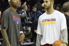 Jordi Fern�ndez sigue trabajando vinculado a los Cleveland Cavaliers