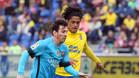 Lemos defendió a Leo Messi