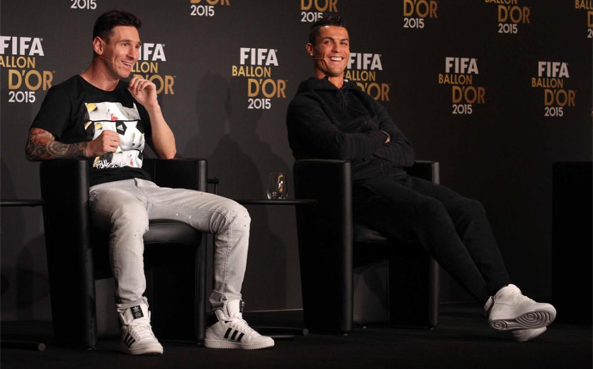 Los partidos que decidirán el Balón de Oro entre Leo Messi y Cristiano Ronaldo