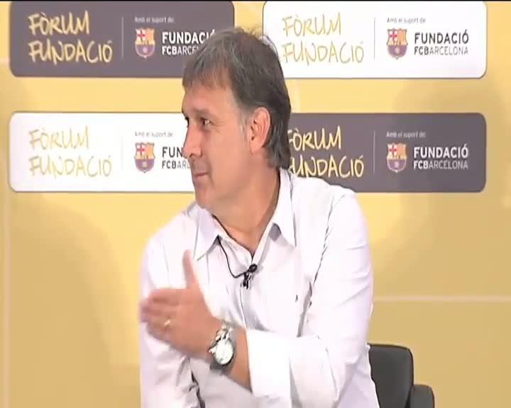 """Martino: """"El polo verde pistacho me lo compr� mi mujer cuando llegamos a Barcelona"""""""