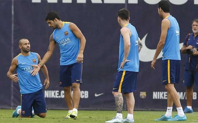 El Barça ya tiene en el punto de mira la Supercopa contra el Athletic