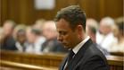 Oscar Pistorius, en el Tribunal Superior de Pretoria