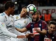 El Real Madrid sumó su segundo victoria en casa