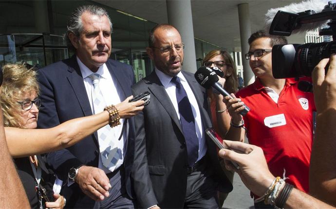 "Rosell: \""La depreciaci�n de jugadores en el 2003, a petici�n Soriano\"""