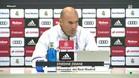 El zasca de Zidane a un periodista de El Chiringuito