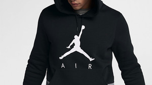 Sudadera JUMPMAN AIR FLEECE