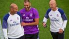 Zidane perfila una delantera sin Cristiano y Bale para la Supercopa