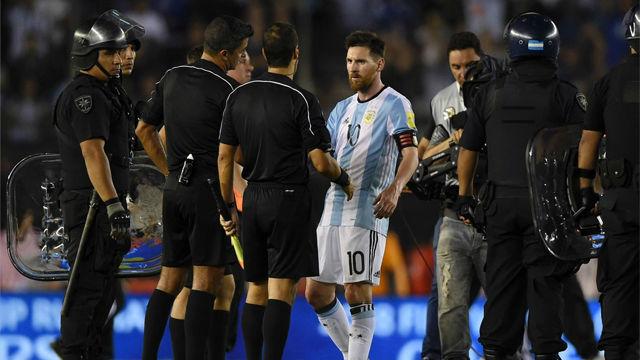 El viral que explica la situación de Argentina tras la sanción a Messi