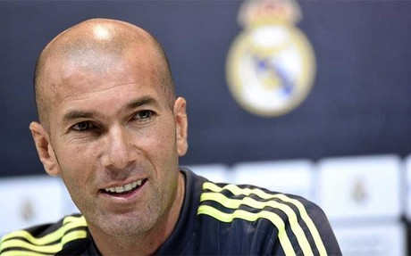 Zinedine Zidane no quiere al Bar�a en el Santiago Bernab�u