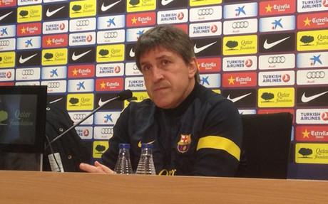 Jordi Roura advirtió de la posible relajación tras la remontada