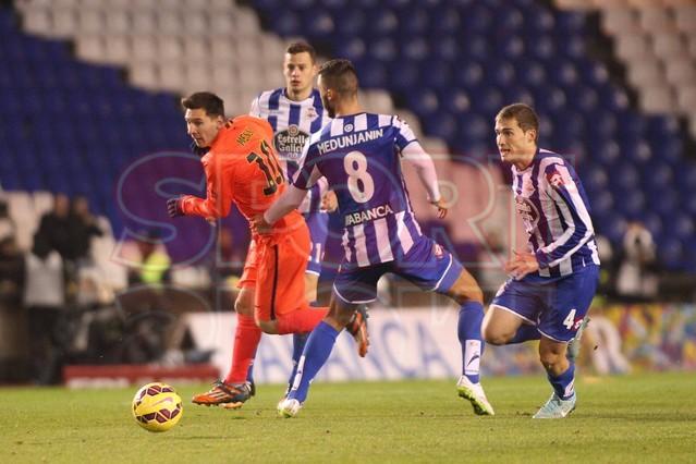 صور : مباراة ديبورتيفو لاكورونيا - برشلونة 0-4 ( 18-01-2015 )  1421614440030