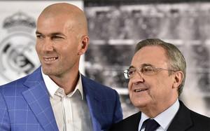 Zidane y Florentino se reunieron de urgencia tras el KO ante el Atlético