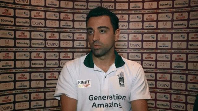 Xavi cree que el Mundial de Qatar va a ser extraordinario