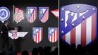 Esta ha sido la evolución de los escudos del Atlético