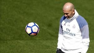 Zidane defendió su política de rotaciones
