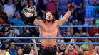 AJ Styles se convirtió en campeón de SmackDownLive