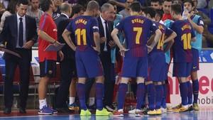 El Barça Lassa se exige el pase a la Final Four