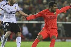 El Bar�a-Valencia ser� uno de los partidos de la jornada