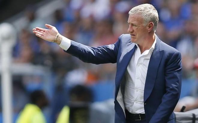 Deschamps destac� la aportaci�n de Griezmann, autor de los dos goles franceses