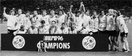 X EUROCOPA (INGLATERRA 1996) - Campeón: ALEMANIA