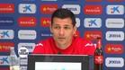 El entrenador del Espanyol, Constantin Galca, asegura que su equipo buscar� un resultado positivo en el Bernab�u este domingo, pese a las bajas con las que llegan los 'pericos' al encuentro