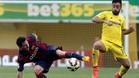 Jaume Costa fij� los objetivos del Villarreal