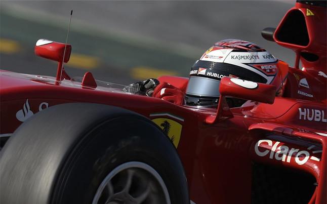 As� suena el nuevo motor del monoplaza de Ferrari