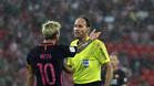 ¡Cuidado Barça, Mateo Lahoz pitará el derbi!