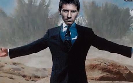 Messi triunf� en las redes sociales tras su espectacular regreso a la titularidad en el FC Barcelona-Roma