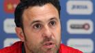 Sergio Gonz�lez, dolido con la directiva del Espanyol