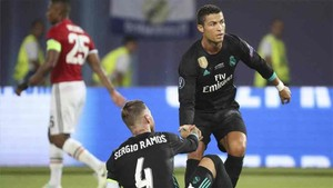 Sergio Ramos y Cristiano Ronaldo se han intercambiado declaraciones