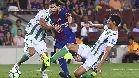 Vea los goles del FC Barcelona- Real Betis