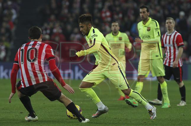صور : مباراة أتليتيكو بلباو - برشلونة  2-5 ( 08-02-2015 ) 1423435464140