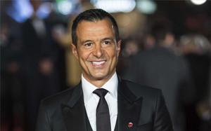 Jorge Mendes, representante de jugadores