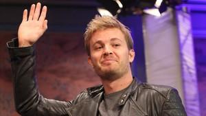 Nico Rosberg acaba de anunciar que lo deja. En lo más alto. Y con efecto inmediato