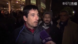 El aficionado del Barça tras el clásico contra el Real Madrid
