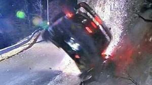 Escalofriante imagen del accidente en el Montecarlo