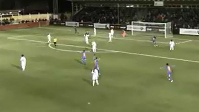 El gol de Leila en el Rosengard - FC Barcelona